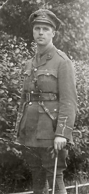 2nd Lieutenant William Francis Paddock
