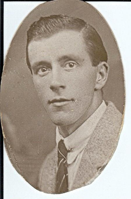 Profile picture for Percy Frederick Dawson