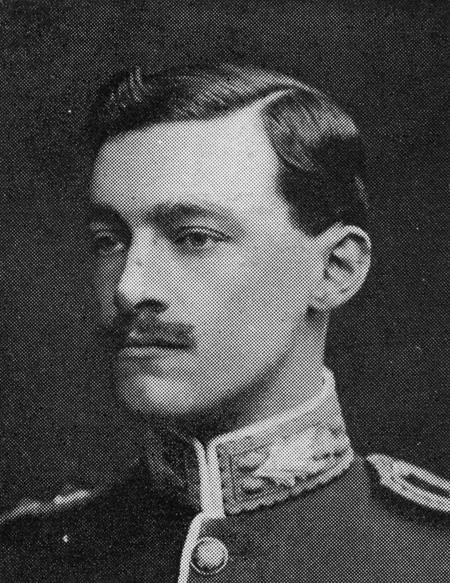 Profile picture for Robert Frederick Balfour
