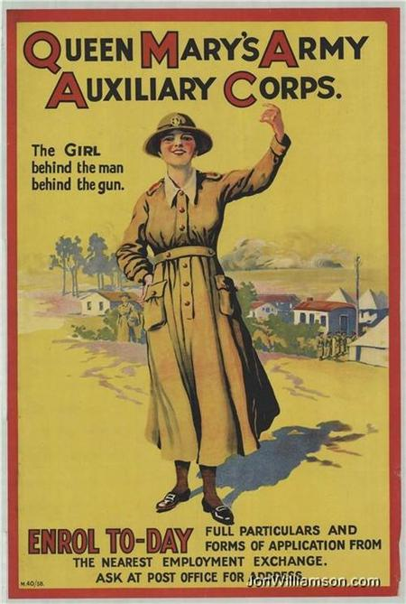 Queen Mary's Army Auxiliary Corps