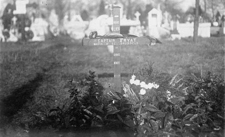 Charles Fryatt's grave
