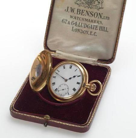 Charles' pocket watch