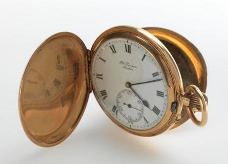 Charles' second pocket watch