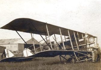 Maurice Farman MF.11 Shorthorn