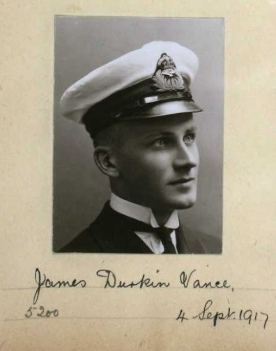 Profile picture for James Durkin Vance