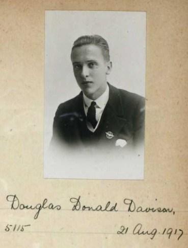Profile picture for Douglas Donald Davison