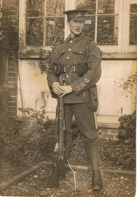 Profile picture for Hubert George Cecil Muggridge