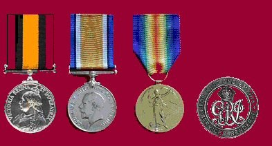 An example of RalphBarnes' Medals