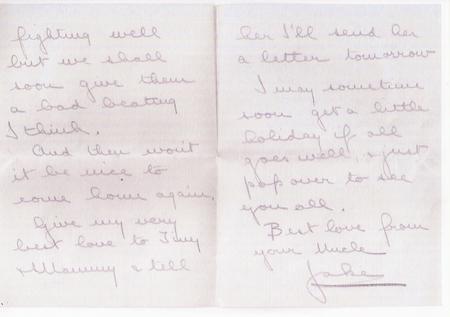 Jacob's Letter (2)