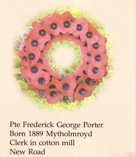 Profile picture for Frederick George Porter