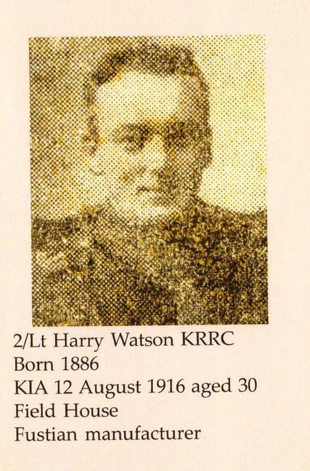Harry Watson