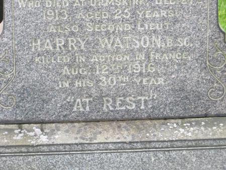 Family memorial in Colne cemetary