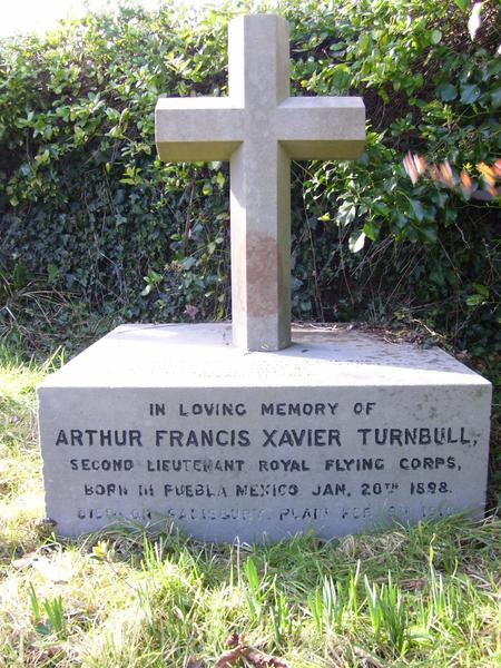 Profile picture for Arthur Francis Xavier Turnbull