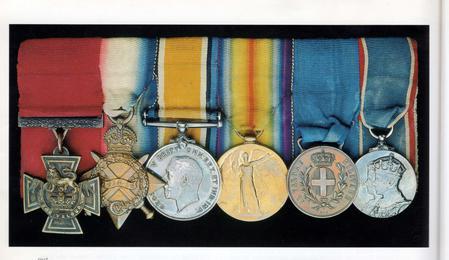 John Readitt's Medals