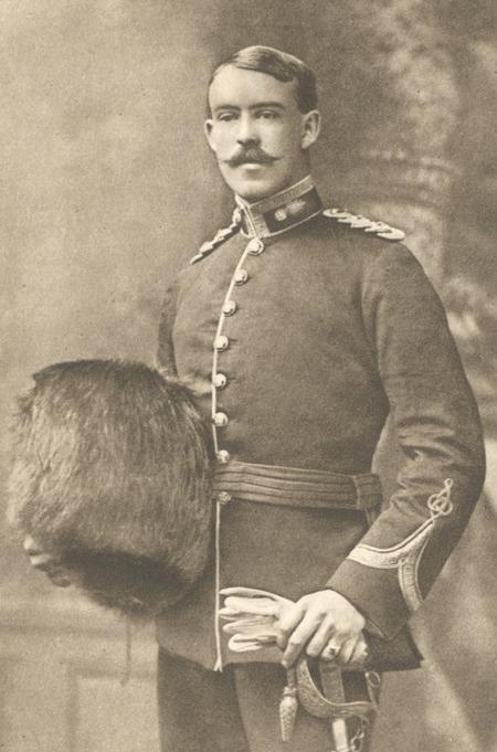 Profile picture for Daniel George Harold Auchinleck