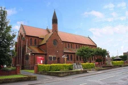 St Luke's, Grimethorpe