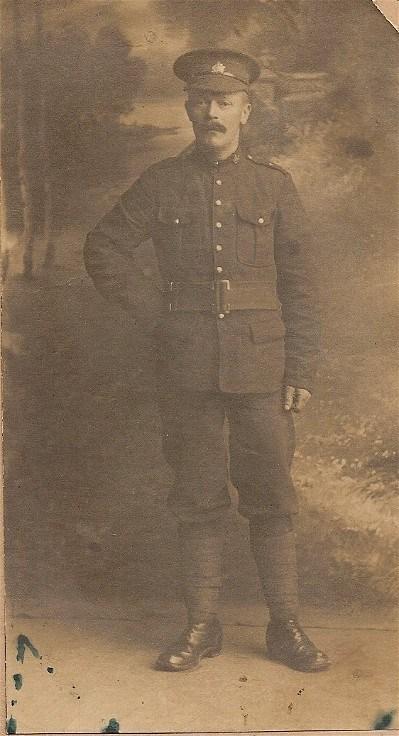 Profile picture for William John Glass