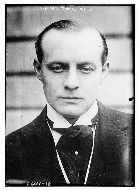 Profile picture for The Hon. Charles Thomas Mills, Mp