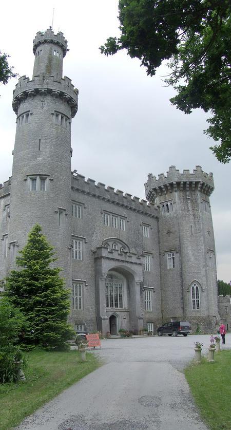 Charleville Castle, Tullamore