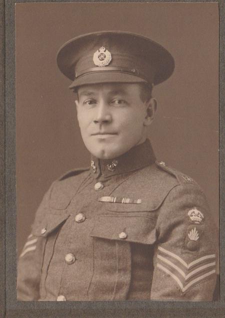 Profile picture for Frederick J Trengove