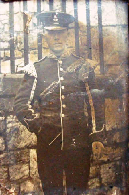 Private Patrick Barrett, 2nd/Royal Irish Regiment