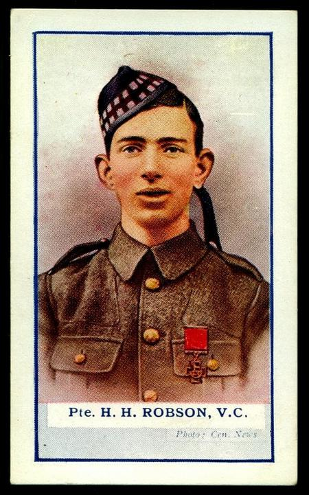 Cigarette Card