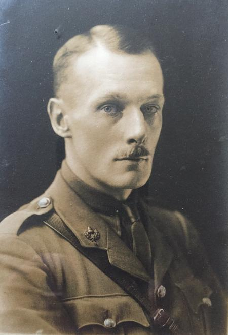 Profile picture for John Basil Armitage