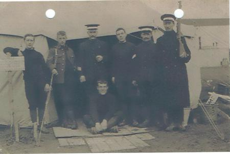 Photograph of Cheshire Soldiers