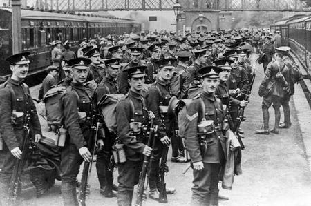 1st City Battalion
