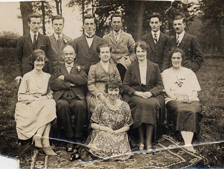 The Chaplin Family, Hampton on the Hill