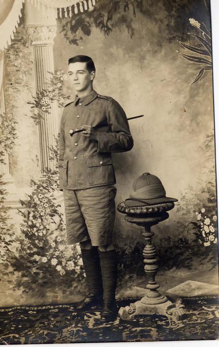 Profile picture for Arthur Henry Chaplin