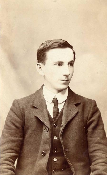 Frederick James Chaplin