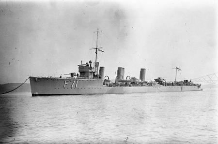 HMS Taurus