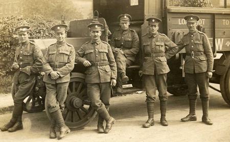 Hampton Hill 1917