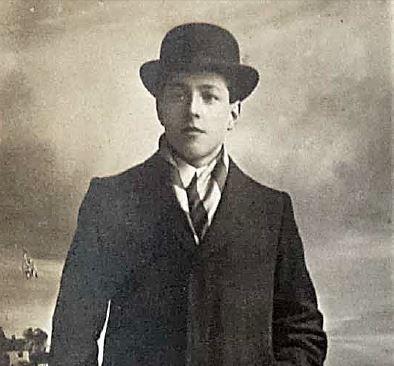 Profile picture for Alfred William Whitehead