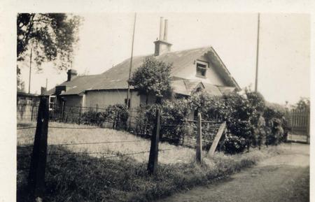 The Chaplin family home
