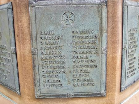 Royston War Memorial