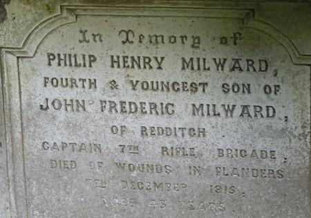 Profile picture for Philip Henry Milward