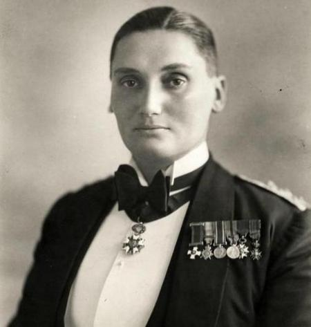Profile picture for Lillias Irma Valerie Arkell-Smith