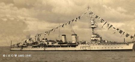 HMS Concord