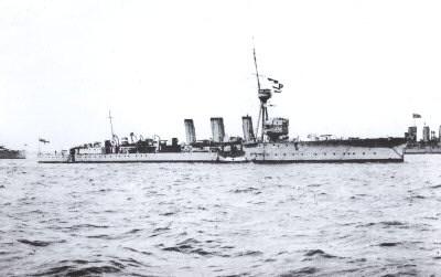 HMS Comus