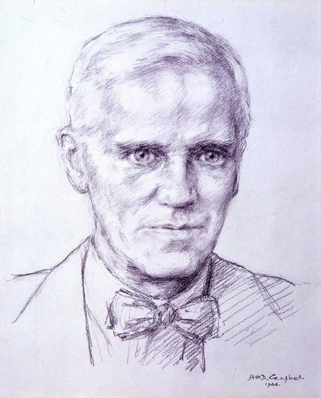 Alexander Fleming by Helen McDougall Campbell