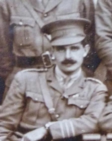 Profile picture for Bernard Granville