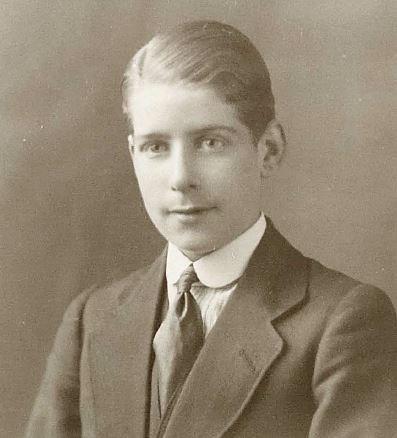 Profile picture for John Arthur Stuart Palmer