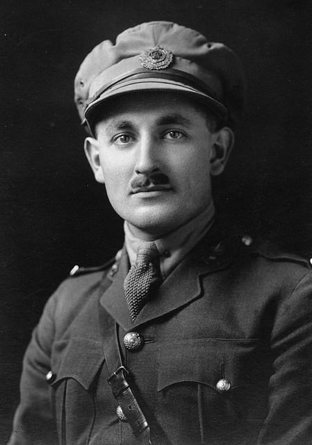 Lieutenant Eric Montague Abendana