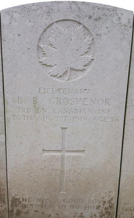 Profile picture for Burnett Buckingham Grosvenor