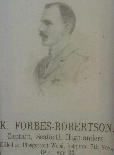 Profile picture for Kenneth Forbes-Robertson