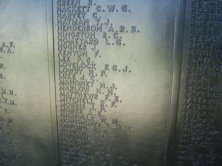 Plymouth's Naval War Memorial
