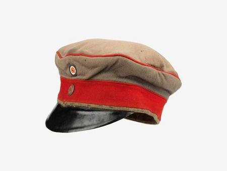 German Wurttemberg cap, captured by M S S Moore