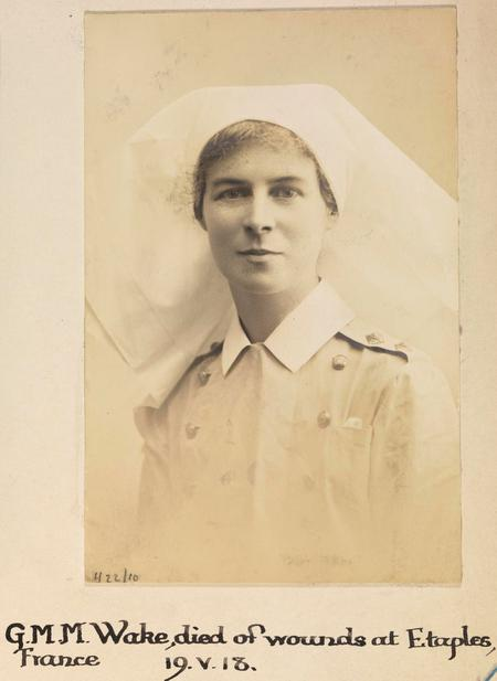 Profile picture for Gladys Maude Mary Wake
